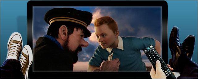 """Dimanche à la télé : on mate """"Les Aventures de Tintin"""" et """"La Faille"""""""