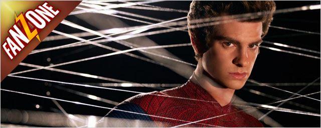 FanZone 351 : qui pour remplacer Andrew Garfield dans le costume de Spider-Man ?
