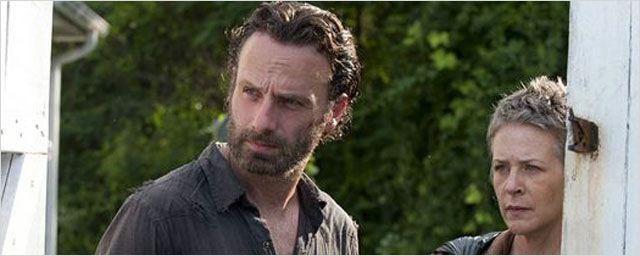The Walking Dead : la ville natale de Rick est à vendre