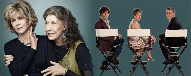"""""""Grace et Frankie"""", """"Dream On""""... Les 6 autres séries des créateurs de """"Friends"""" !"""