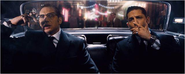 Legend : Tom Hardy dans la peau de jumeaux criminels dans le 1er teaser