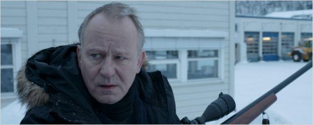 Bientôt sur Netflix : la mini-série River avec Stellan Skarsgård