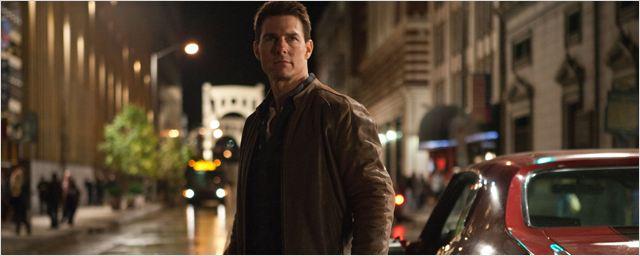 Jack Reacher 2 : Tom Cruise saigne et fait du foot sur le tournage