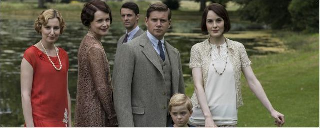 Downton Abbey : l'épisode final se dévoile en images