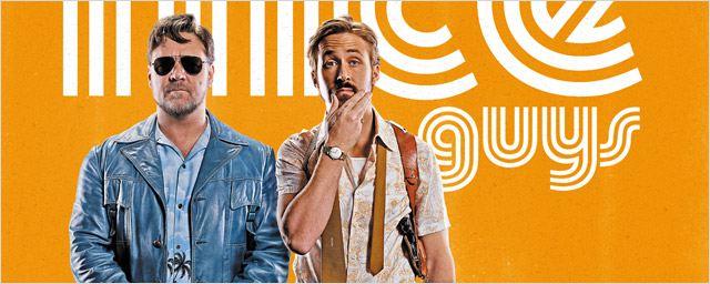 Bande-annonce The Nice Guys avec Russell Crowe et Ryan Gosling : ça groove et ça cogne dur !