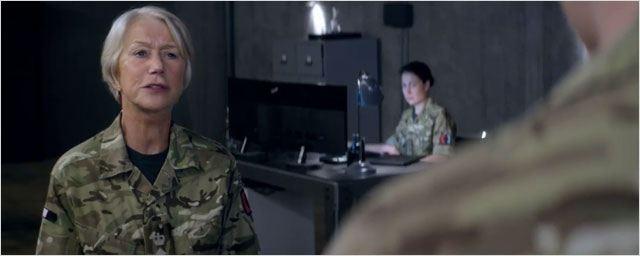 Helen Mirren et Aaron Paul en guerre dans la bande-annonce de Eye in the Sky