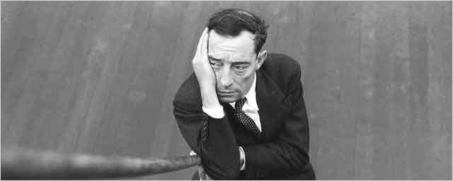 Buster Keaton en 10 photos burlesques