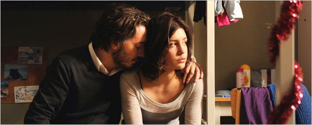 Eperdument: Adèle Exarchopoulos et Guillaume Gallienne s'aiment et se déchirent dans une bande-annonce intense