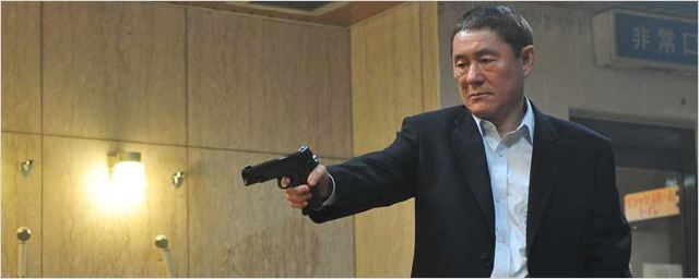 Ghost in the Shell : Takeshi Kitano face à Scarlett Johansson dans l'adaptation ciné