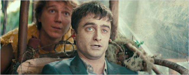 Daniel Radcliffe est un mort-vivant qui parle dans la bande-annonce de Swiss Army Man