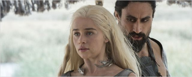 Game of Thrones - Saison 6 : Daenerys en mauvaise posture sur les photos du premier épisode