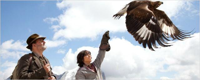 Bande-annonce poétique de L'Aigle et L'Enfant : Jean Reno en communion avec la nature