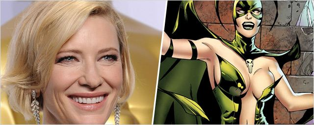 Thor 3 : Cate Blanchett, Hulk, Jeff Goldblum... Le casting complet !