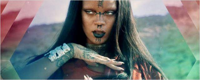Star Trek Sans Limites : Rihanna dévoile le clip de Sledgehammer !
