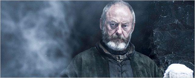 Game of Thrones : un entraînement de choc pour la saison 7 pour Davos