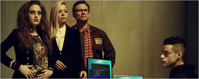 Mr. Robot - Saison 2 : quand la série organise... son propre piratage