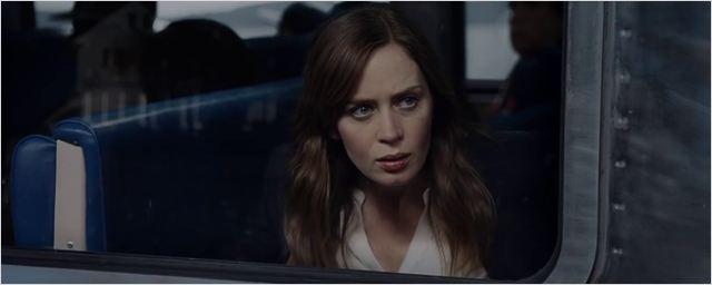La Fille du train : Emily Blunt a peur d'elle-même dans la bande-annonce