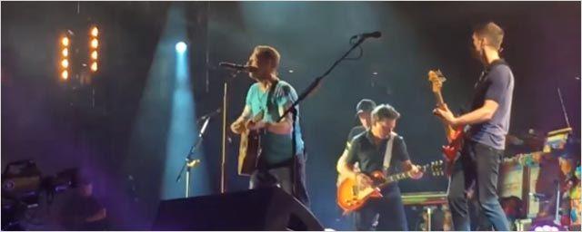 Retour vers le futur : l'apparition surprise de Michael J. Fox pendant un concert de Coldplay