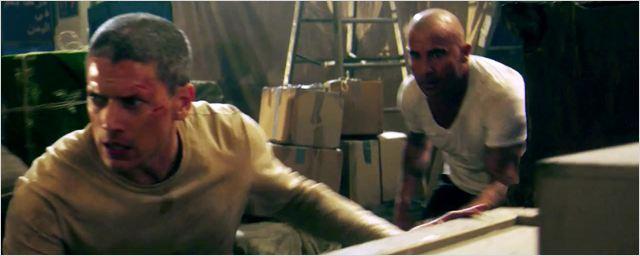 Prison Break est de retour : la bande-annonce présentée au Comic-Con 2016