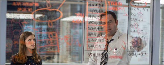 Nouvelle bande-annonce Mr Wolff : Ben Affleck est une véritable énigme…