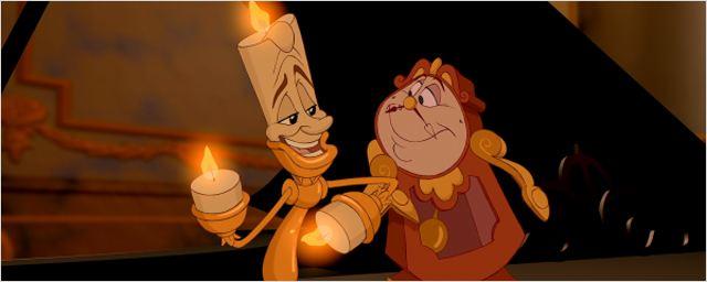 La Belle et la Bête version live nous présente Lumière et Big Ben