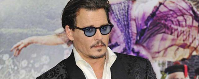 Johnny Depp sur la piste de Notorious B.I.G. et 2Pac ?