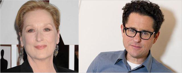 J.J. Abrams fait équipe avec Meryl Streep pour la série The Nix !