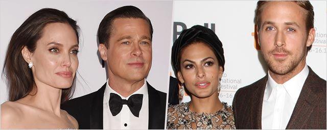 Angelina Jolie & Brad Pitt, Eva Mendes & Ryan Gosling... Ils se sont rencontrés sur le tournage d'un film