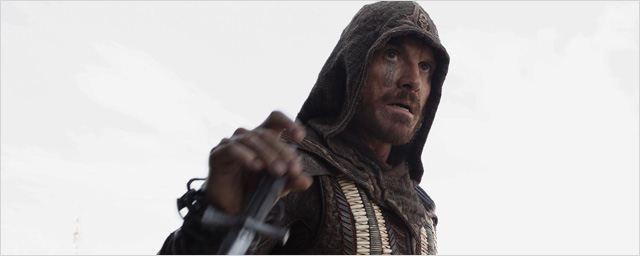 Assassin's Creed : de nouvelles images de Michael Fassbender en tenue