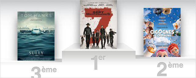 Box-office US : un butin-record pour les 7 Mercenaires