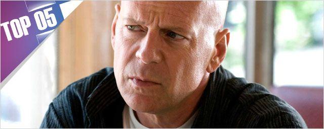 Le Top 5 des fois où Bruce Willis s'est retrouvé face à face avec lui-même