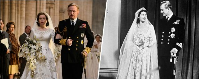 Elisabeth II, Prince Philip... Les vrais visages de The Crown