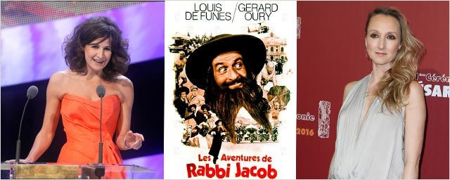 Rabbi Jacob 2 : qui pour incarner Rabbi Jacqueline ?