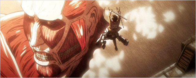 L'Attaque des titans : une adaptation ciné par le producteur d'Harry Potter ?