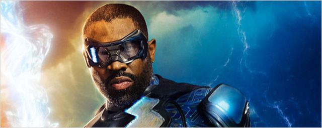 Black Lightning : la série super-héroïque est commandée