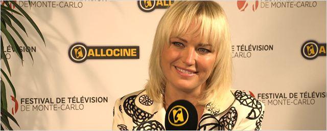 """Billions sur Canal +: """"Une série sur la finance qui parle à tout le monde"""" selon l'actrice Malin Akerman"""