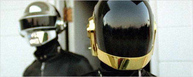 Les Daft Punk au cinéma en 6 films