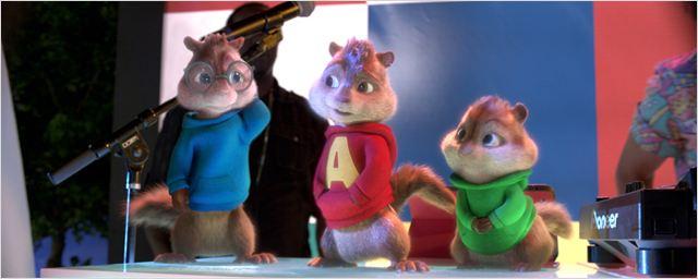 """Tournage à Miami, box-office, nouvelle doubleuse... Tout sur """"Alvin et les Chipmunks - A fond la caisse"""" en 4 extraits !"""