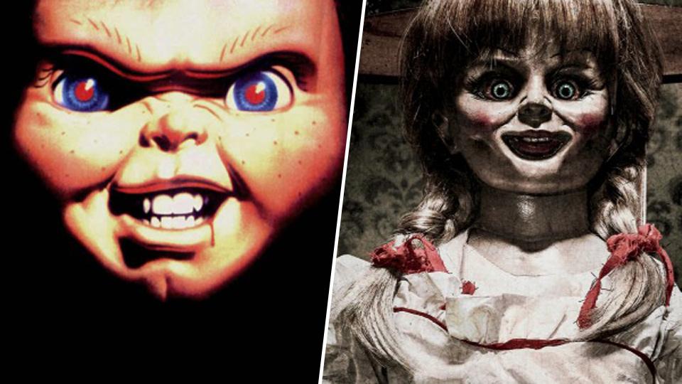 Video De Annabelle Chucky Ou Annabelle Qui Fait Le Plus Peur