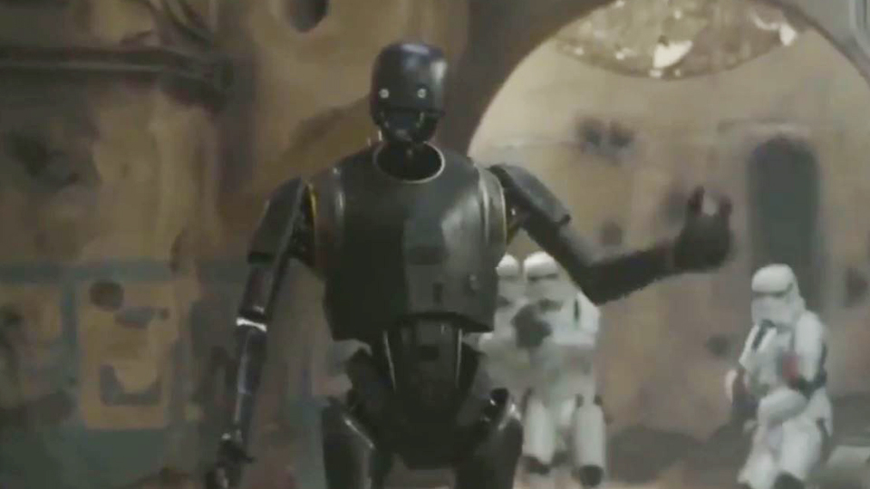 Rogue One: A Star Wars Story Bande-annonce (7) VO bande annonce