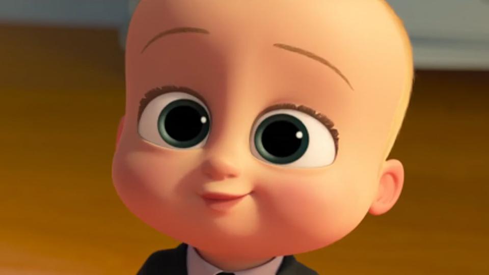 Trailer Du Film Baby Boss Baby Boss Bande Annonce Vf Allociné