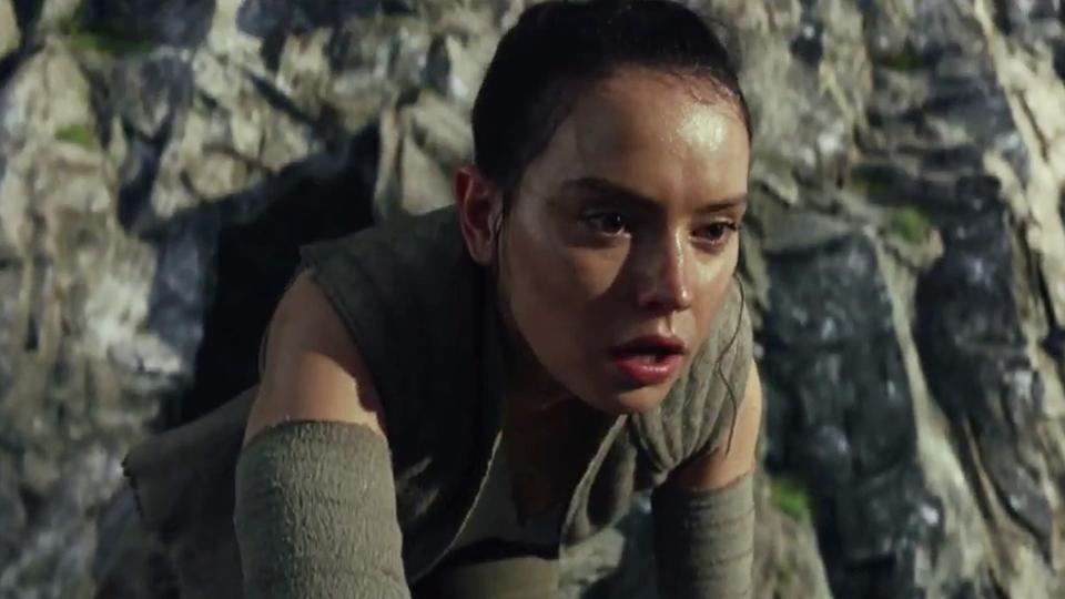 Star Wars - Les Derniers Jedi Bande-annonce VO