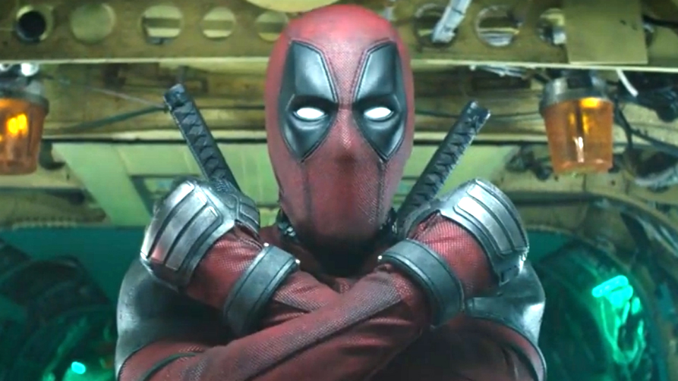Deadpool 2 Bande-annonce VO