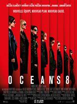 Ocean's 8 en streaming