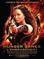 Hunger Games - L'embrasement en streaming