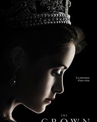 Affiche de la série The Crown