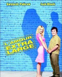 Affiche du film L'Amour extra large
