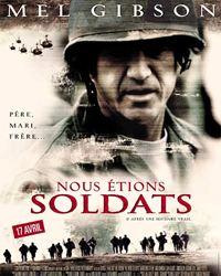 Affiche du film Nous étions soldats