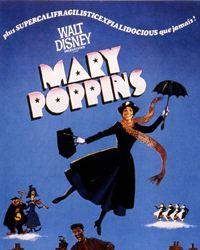 Affiche du film Mary Poppins