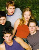 Affiche de la série Young Americans
